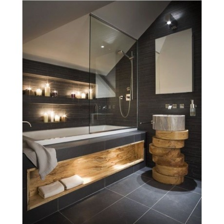 Banyo - Banyo Dekorasyonu  - 37