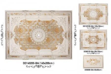 Osmanlı Saray Tavan - Beyaz Altın Saray Tavan