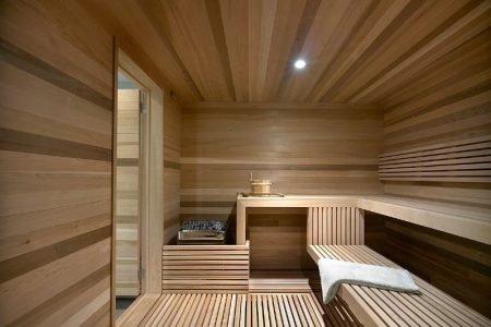 Sauna-Hamam-Buhar Odası