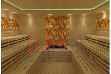 Sauna-Hamam-Buhar Odası - Sauna Hamam Buhar Odası - 2