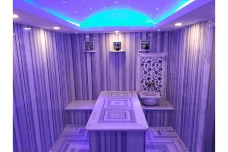 Sauna-Hamam-Buhar Odası - Sauna Hamam Buhar Odası - 26