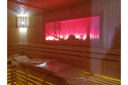 Sauna-Hamam-Buhar Odası - Sauna Hamam Buhar Odası - 34