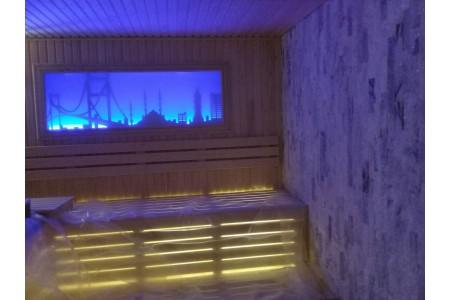 Sauna-Hamam-Buhar Odası - Sauna Hamam Buhar Odası - 35
