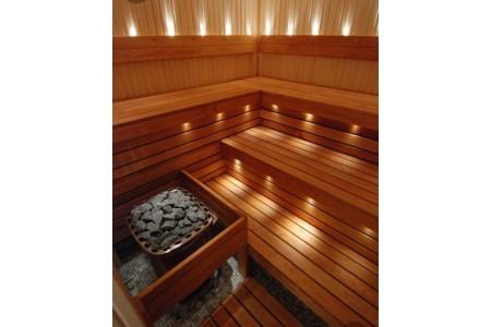 Sauna-Hamam-Buhar Odası - Sauna Hamam Buhar Odası - 48