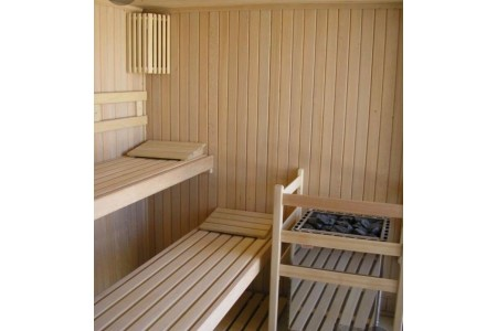 Sauna-Hamam-Buhar Odası - Sauna Hamam Buhar Odası - 49