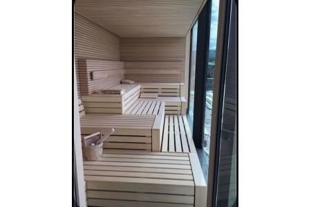 Sauna-Hamam-Buhar Odası - Sauna Hamam Buhar Odası - 50